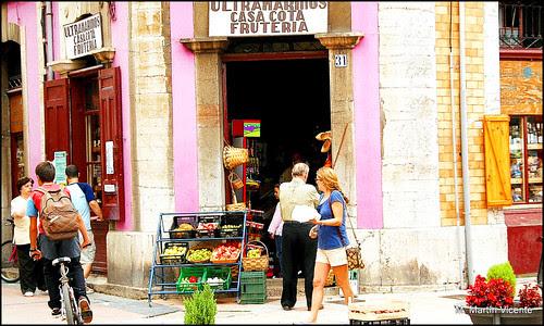 Calles de Ribadesella