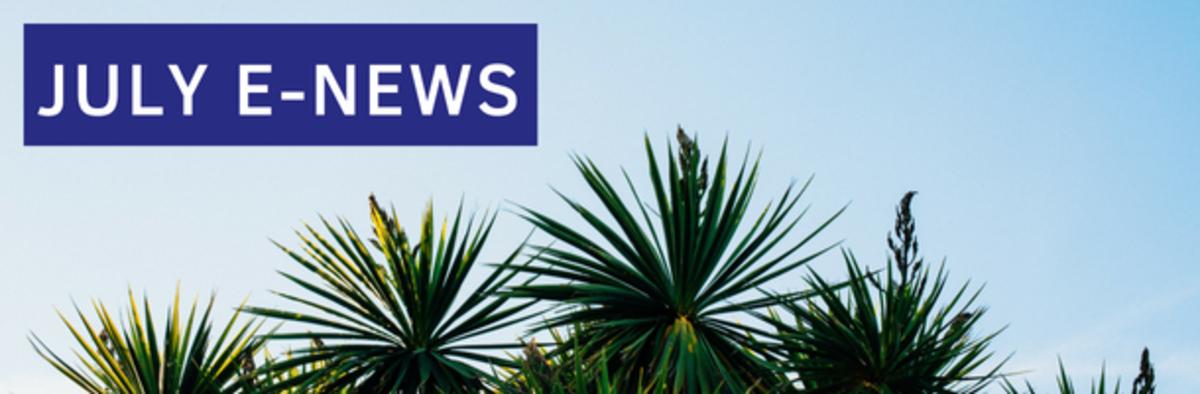 July E-News