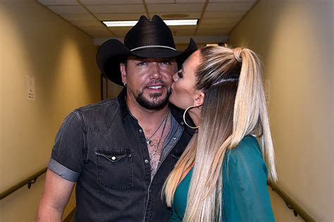 Inside Jason Aldean's Love Story With His Wife, Brittany