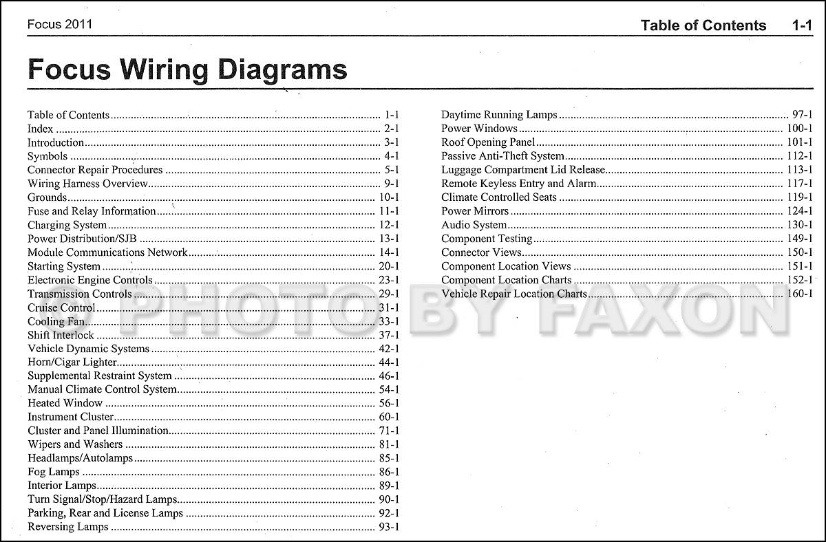 Diagram Ford Focus 2011 Wiring Diagram Full Version Hd Quality Wiring Diagram Wiringcars Villaroveri It