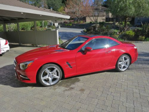 Purchase used 2013 Mercedes-Benz SL550 Base Convertible 2 ...