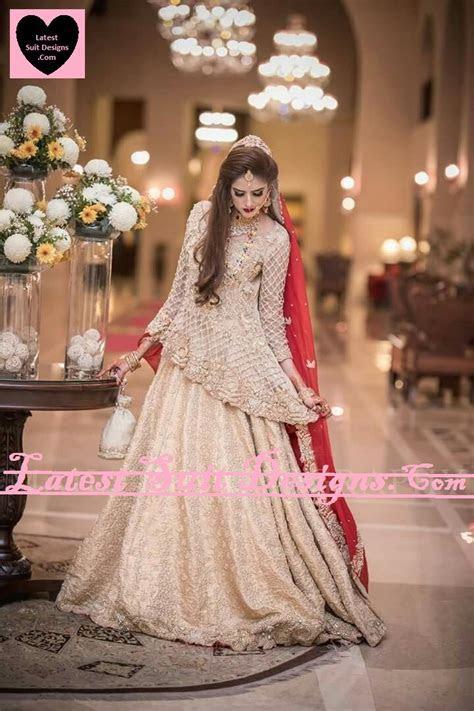 Latest Stylish Bridal Lehenga Trends In India 2018 2019