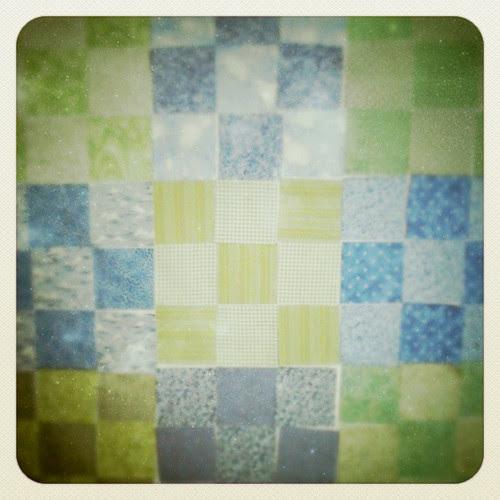 Jack's quilt [in progress]