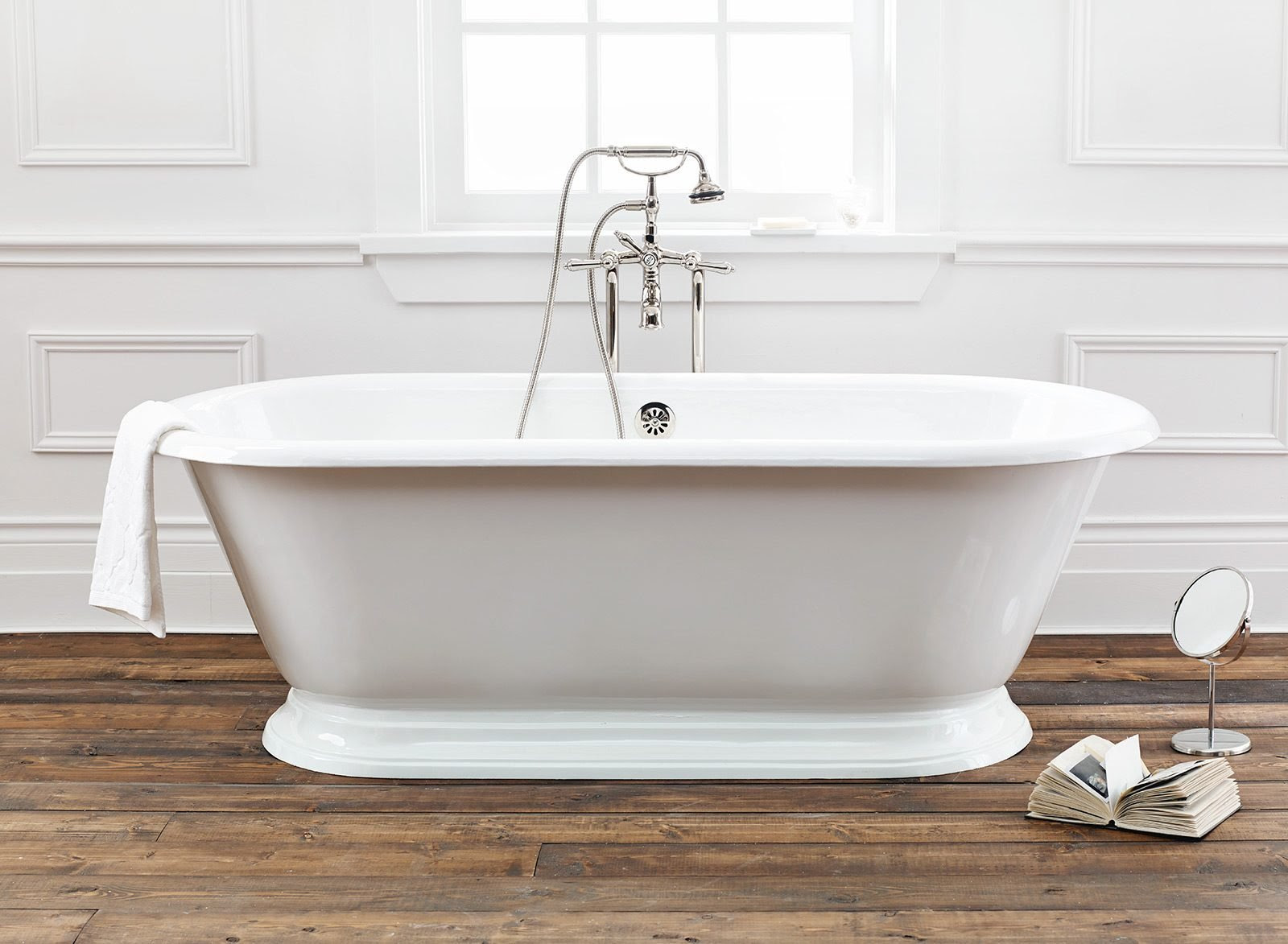 Sandringham Cast Iron Bathtub Cheviot Products