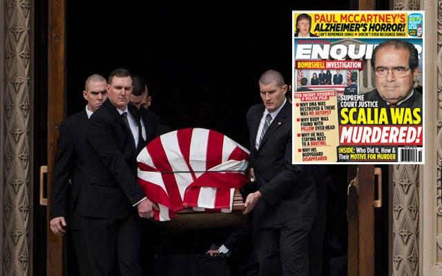 Antonin Scalia Murdered ENQ thumbnail