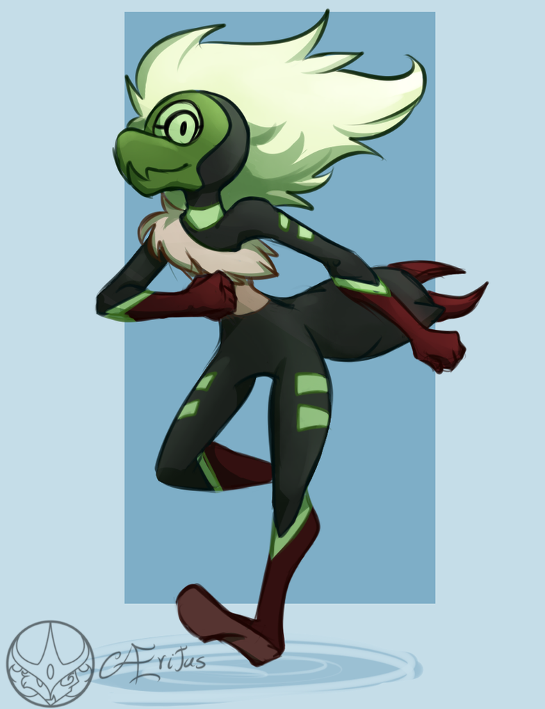 (uploaidng old art, drew that when Monster Renunion aired) (that episode phisically hurted me and my sanity) Have a cutie cinnamon roll <3 Centipeetle (c) Rebecca Sugar, Cartoon Network Art (c) ...