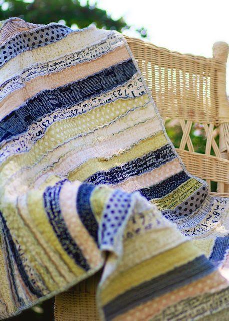 Jelly Roll Quilt, strip quilt, beginner quilt