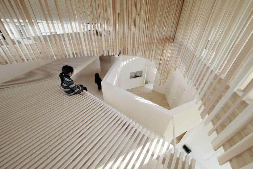 10 Desain Rumah Minimalis Ala Jepang yang Memecahkan Permasalahan