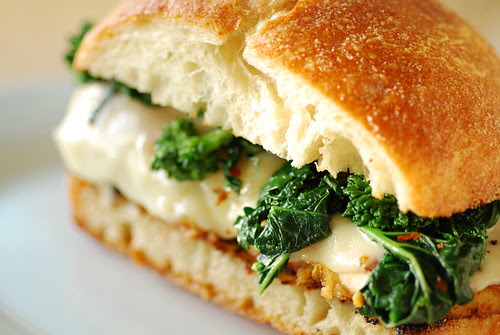 chicken cutlet sandwich 1