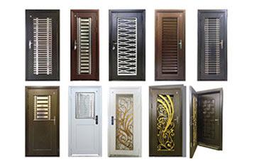 27 Pintu Rumah Cantik Dan Murah Malaysia Yang Cantik