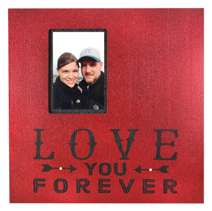 Love You Forever Frame Crafts Direct