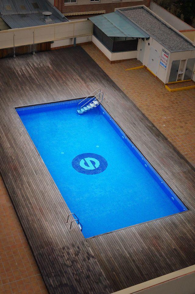 Swimming Pool, Barcelona [enlarge]