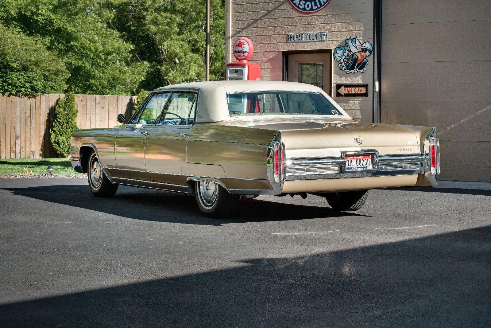 1966 Cadillac Fleetwood Brougham - Original Low Miles