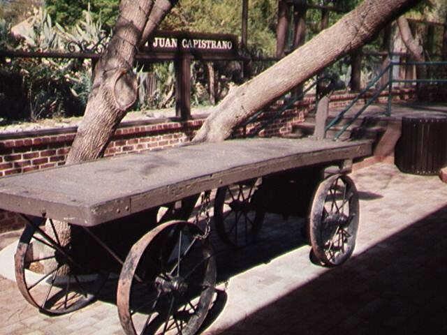 Antique Luggage Cart Antiques Center