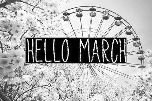 hello march quote