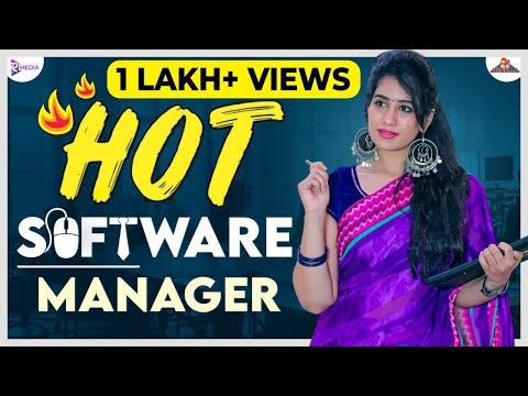 The Software Manager Short Film