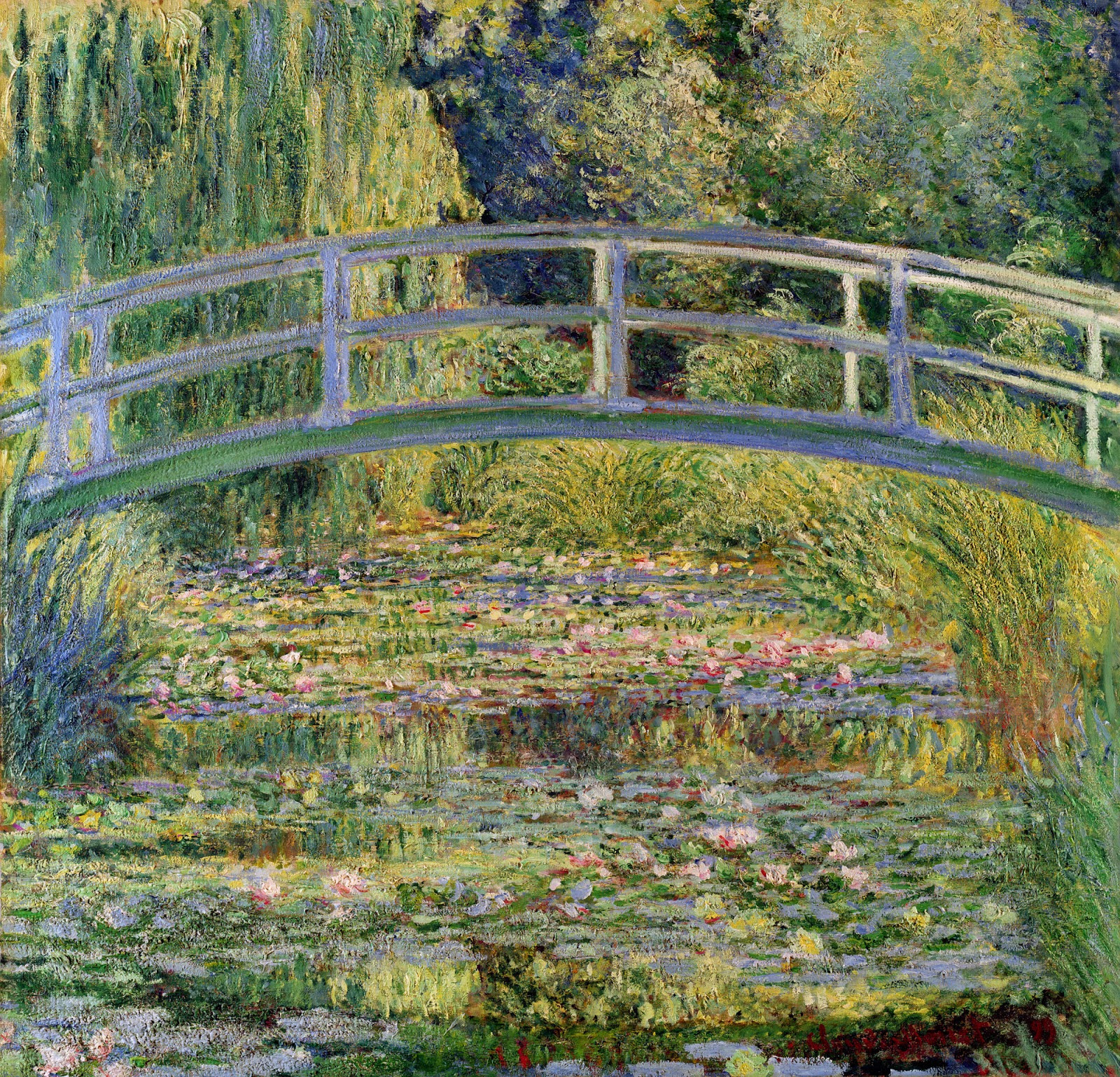 the-japanese-bridge-the-water-lily-pond
