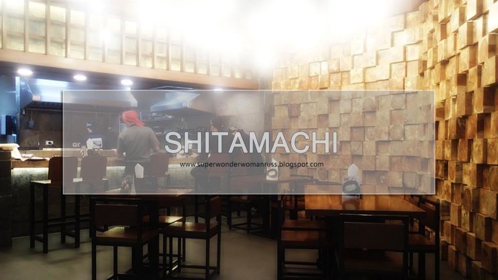Shitamachi Podium