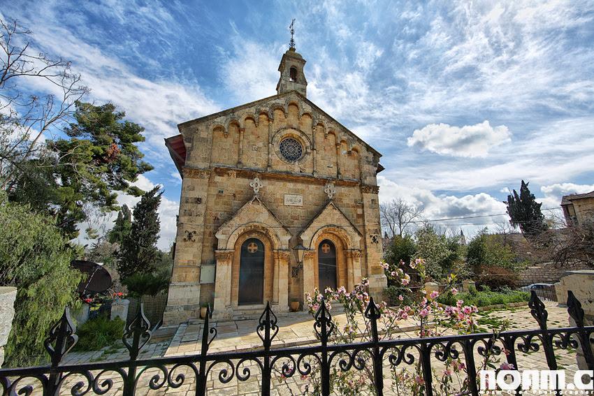 st. paul-church-jerusalem