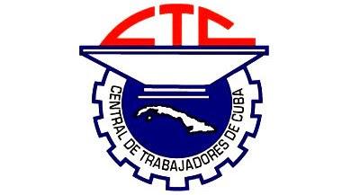Resultado de imagen de central de trabajadores de cuba