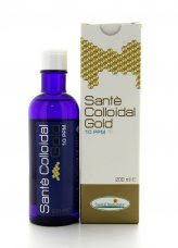 Oro Colloidale - Santè Colloidal Gold 10 ppm - 200 ml
