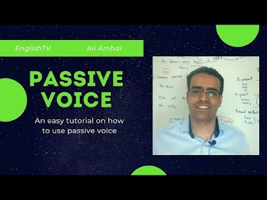 Passive Voice: Why When How
