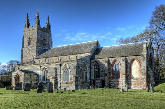 St Nicholas, Stanford On Avon, Northamptonshire