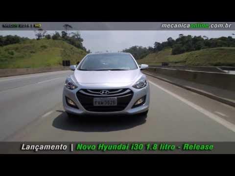 Novo Hyundai i30 1.8