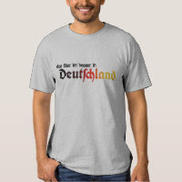 The Beer is Better in Germany Men's T - Deutsch T-shirts