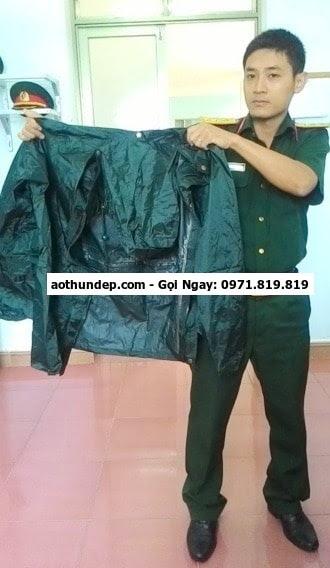 giá quần áo dân quân tự vệ