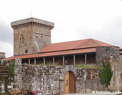 Puerta de la muralla por el costado norte