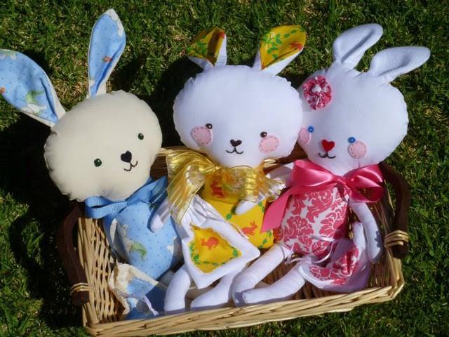 Mumma Who Makes bunny