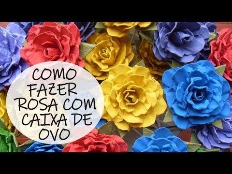 RECICLANDO/CAIXA DE OVO