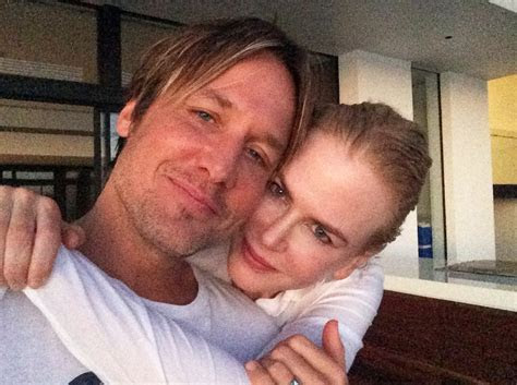 Keith Urban Wishes Nicole Kidman Happy 11th Anniversary