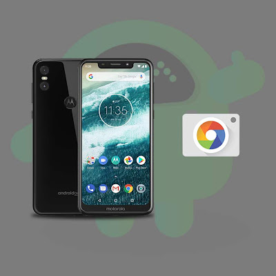 Download Google Camera for Motorola One Power with HDR