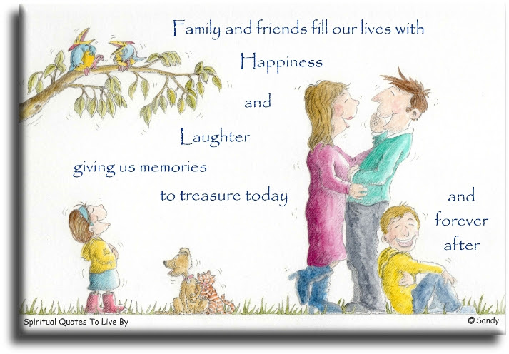Positive Sayings About Family To Live By