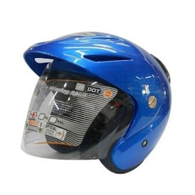 Gambar Helm Ink Warna Biru
