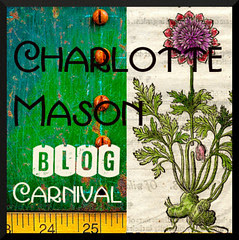 Please visit and share with us at the CM blog carnival! We'd love to have you!