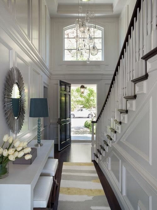 15+ Hallway Interior Decoration Ideas for Homes - Best ...