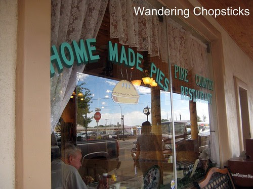 21 Pine Country Restaurant - Williams - Arizona 1