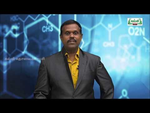 NEETJEE Chemistry வேதியியல்  Ionic Equilbrium அயனிச் சமநிலை Kalvi TV
