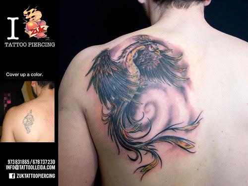 Tatuaje Ave Fenix Cover Zuk A Photo On Flickriver