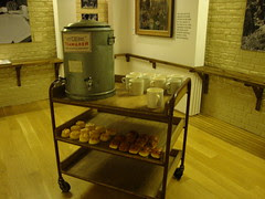 time for tea ministry of food iwm london