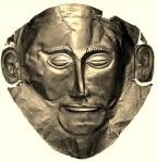 maska e agamemnonit