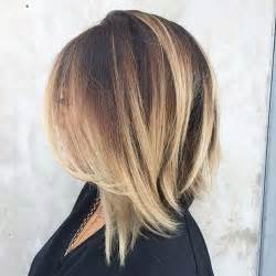shoulder length bob hairstyles stayglam