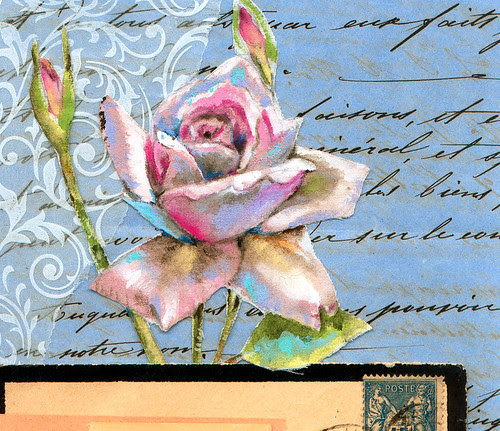 Letter Rose Print-2