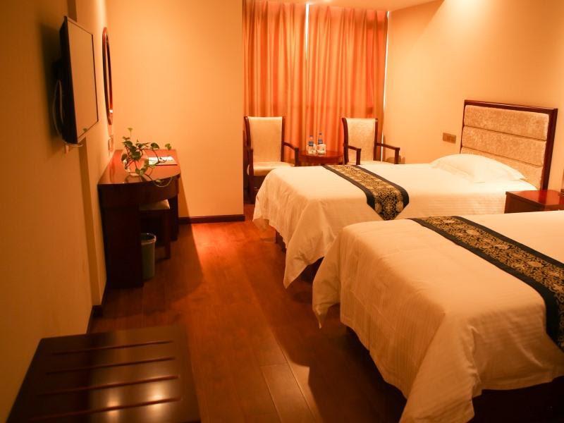 GreenTree Inn ShiYan Maojian District Shanghai Road Hotel Discount