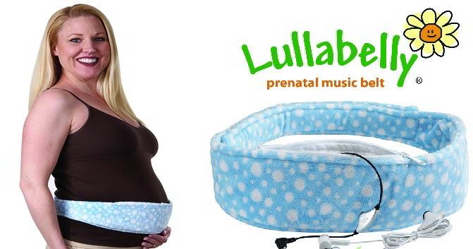Tai nghe bà bầu Lullabelly-USA