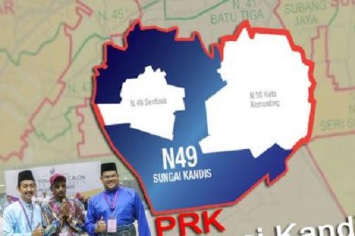 Umno - Pas kerjasama 'tak formal' di Sg Kandis