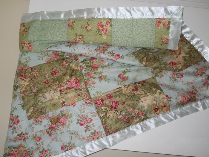 Myeuropeantouch Design Handmade Designer Fabric Lap